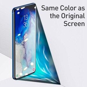 Image 4 - Baseus szkło hartowane UV do Samsung Galaxy S20 Plus pełna pokrywa 2 szt. Ochraniacz ekranu szkło ochronne do Galaxy S20 S20 Ultra