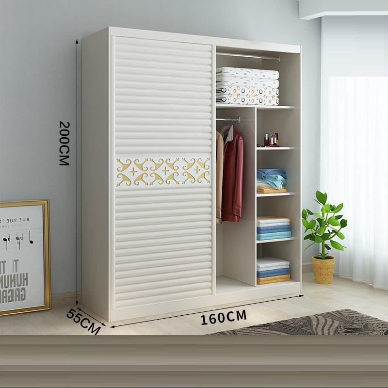 Wood Closet De Cabinet 36