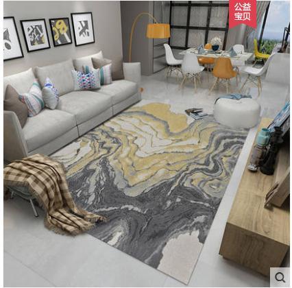 Tapis d'étude de tapis de plancher de Table basse/tapis de Restaurant tapis et tapis de Style méditerranéen pour le salon à la maison grand tapis de zone de chambre à coucher