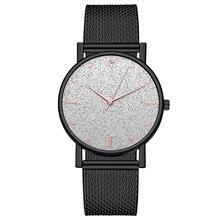 Watches Women Dress Stainless Steel Band Analog Quartz Wristwatch Fashion Luxury Ladies Clock Analog Gift