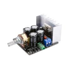 AIYIMA Mini TDA7377 Scheda di Amplificatore di Potenza Stereo 15W + 15W Amplificatori di Potenza Modulo AMP DC12V Per FAI DA TE A Casa suono Theater