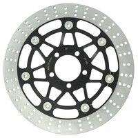 Motorcycle Front Brake Disc Rotor For Suzuki ZR400 Zephyr BJ250 Estrella ZXR250 ZX250B ZX 2R KR250 ZR250 Balius ZZ R250 ZZR250