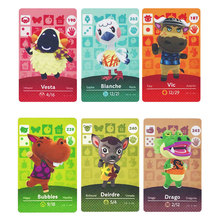 Animal Crossing Card New Horizons for NS games Amibo NFC Cards Series 1 To 4