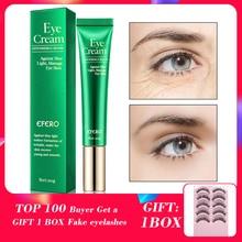 EFERO Anti-Aging Wrinkle Eye Cream Moisturizing Serum Remover Dark Circles Against Puffiness Bags Skin Care Eye Cream New