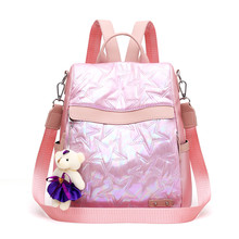 Women's anti-theft backpack classic…