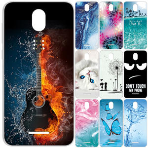 GUCOON Cover Case Tp Link Neffos C5 Protective-Phone-Back-Case Silicone for Plus C5A