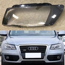 Đèn Pha Ô Tô Ống Kính Cho Xe Audi Q5 2010 2011 2012 Xe Ô Tô Đèn Pha Bao Thay Thế Trước Tự Động Vỏ Bao Da
