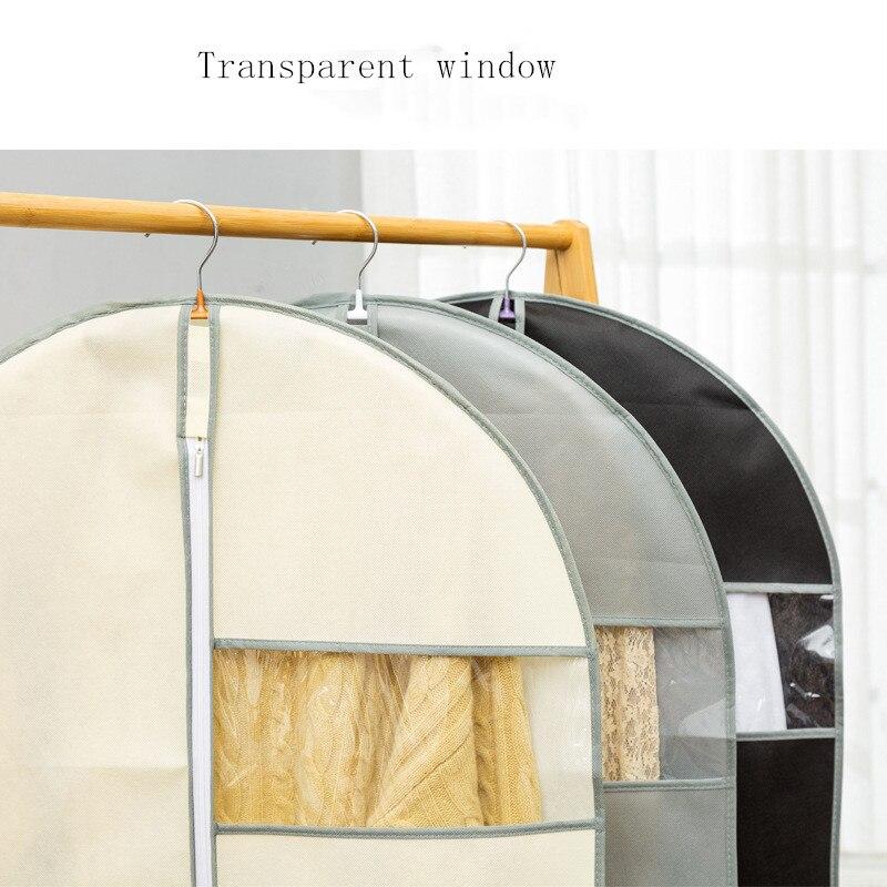 Купить шкаф организации чехол для одежды защиты от пыли бытовые висит