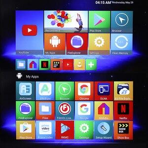 Image 3 - HK1 Mini Tv Box Android 9.0 Smart Tv Box RK3229 Quad Core 2Gb Ram 16Gb Rom H.265 Hevc 2.4G Wifi 4K Hd Media Speler Set Top Box