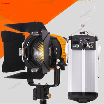 TV LED dimming portable spotlight 800G photography portrait film interview dual color temperature photography lamp CD50 T03