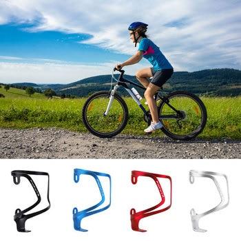 Soporte de botella de agua de aleación de aluminio de alta resistencia, accesorios de bicicleta, soporte de botella de agua de bicicleta para ciclismo de montaña o de carretera