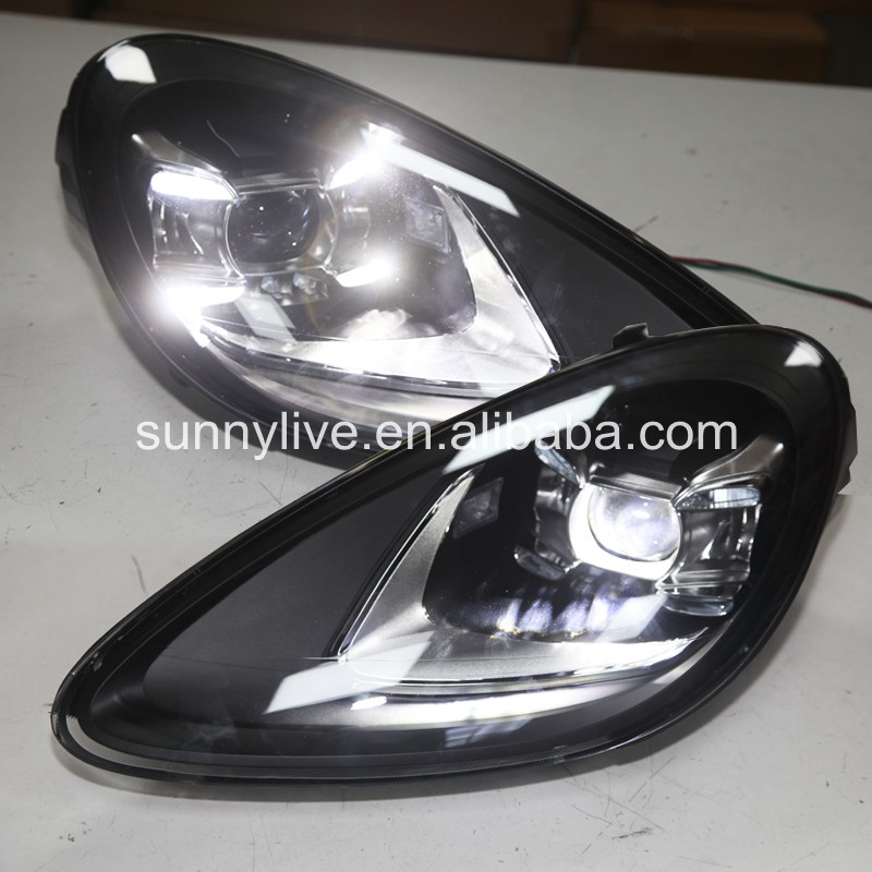 FOR Cayenne Headlight 2011-2014 SN