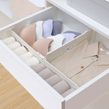 Divider Storage-Organizer Separator Partition Wardrobe Adjustable Plastic 2pcs/Lot