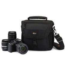 Hot Koop Gratis Verzending Echt Lowepro Nova 170 Aw Camera Bag Enkele Schoudertas Case Rugzak Met All Weather Cover