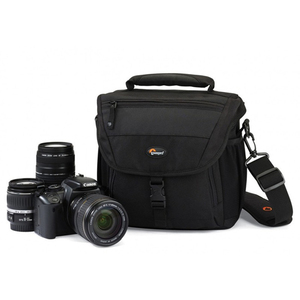 Image 1 - Hot Koop Gratis Verzending Echt Lowepro Nova 170 Aw Camera Bag Enkele Schoudertas Case Rugzak Met All Weather Cover