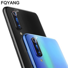 FQYANG 2PCS Back Lens Film Tempered Glass Protector For Xiaomi black shark 2 CC9 9 9SE Note3 Redmi Note7 K20 Pro 4X S2 7A