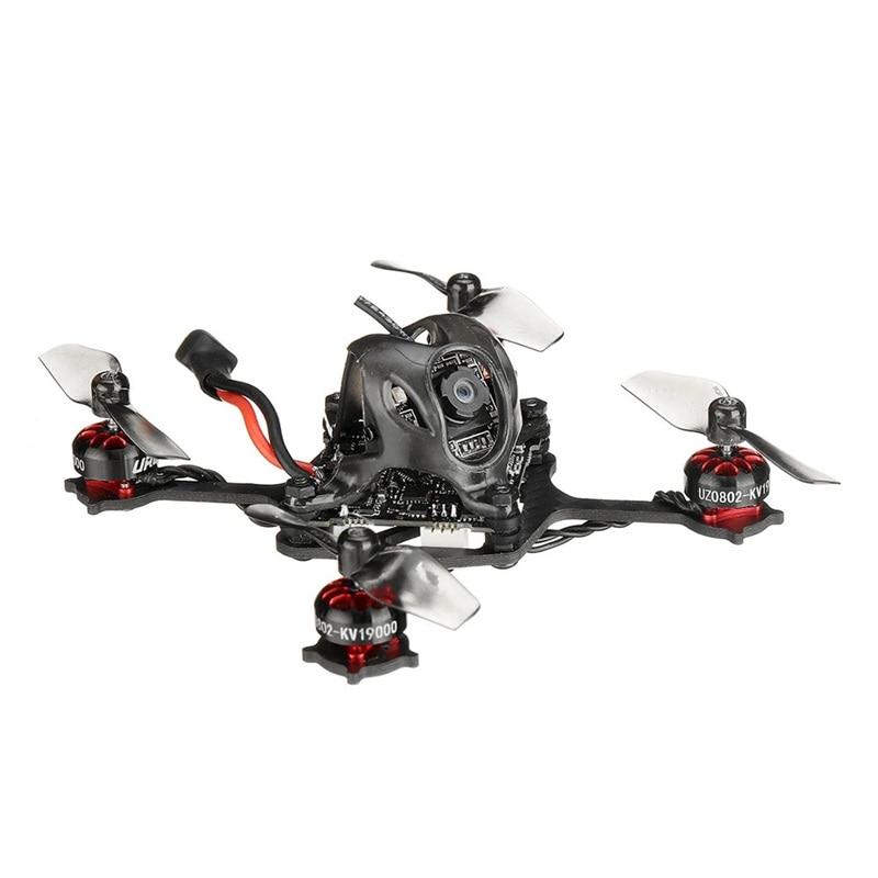 URUAV UZ80 80mm Super Micro 20g 1S DIY Toothpick FPV Racing Drone Quadcopter w/ Runcam Camera 5.8G 40CH VTX 0802 19000KV Motor 2