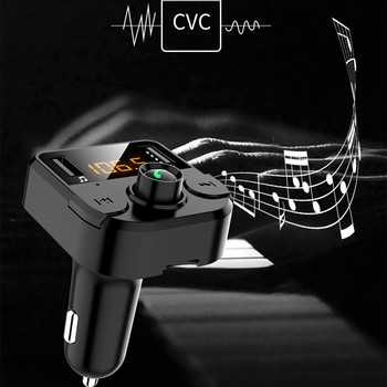 USB Charger 3.1A รถชุดบลูทูธ 5.0 แฮนด์ฟรีไร้สาย FM สำหรับ Renault Duster Megane 2 3 Logan Clio Fluence Captur อุปกรณ์เสริม