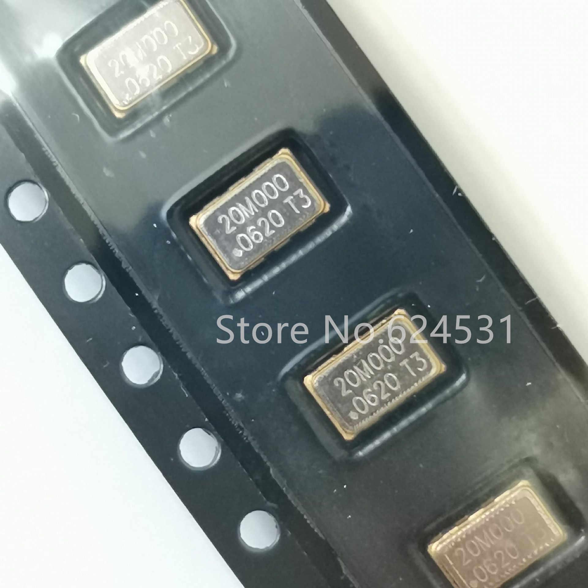 5pcs 2*2 5 2520 patch temperature compensation crystal