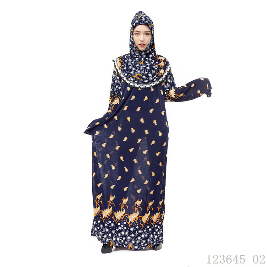 Clothing-Set Outfits Dress Ramadan Islamic Arab-Middle-East Muslim Prayer Traditional