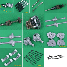 HG P407 1/10 RC car parts Transmission c