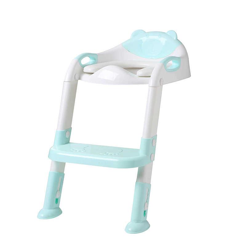 กบพลาสติก Trainers ไม่เต็มเต็งห้องน้ำเบาะแขนเด็ก Potties แหวนที่นั่ง Pad เด็กห้องน้ำกระทะเด็กการฝึกอบรมที่นั่ง