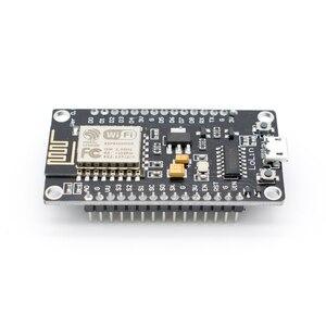 Image 3 - 50pcs CH340/CP2102 Wireless module NodeMcu V2 Lua Wifi Nodemcu WIFI Network Development Board Based ESP8266 ESP 12E