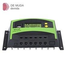 Factory Sales Solar Controller 40A 12v24v Intelligent Lighting LED Solar Streetlight Controller Supplier