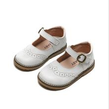 Sandals British Shoes Toddler Party Flat Baby-Girls Boys Kids Infant Solid Spring