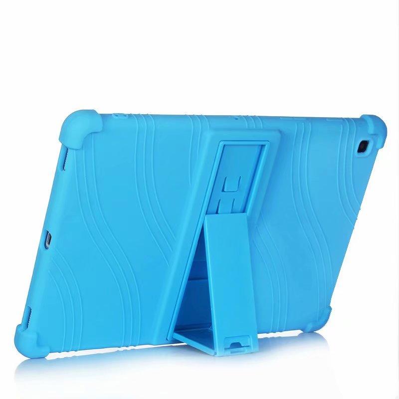Case For Samsung Galaxy Tab S5e 10.5 Case T720 T725 SM-T720 Cover Silicon Stand Case Funda Capa Child Kickstand Case Cover