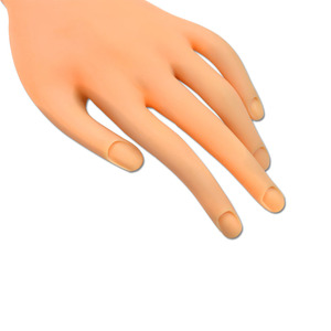 Image 3 - Stz Professionale Unghie Artistiche di Formazione a Mano Falso Display Punte False Polacco Uv Del Gel di Strumenti di Pittura Manicure Nail Modello di Pratica ND275