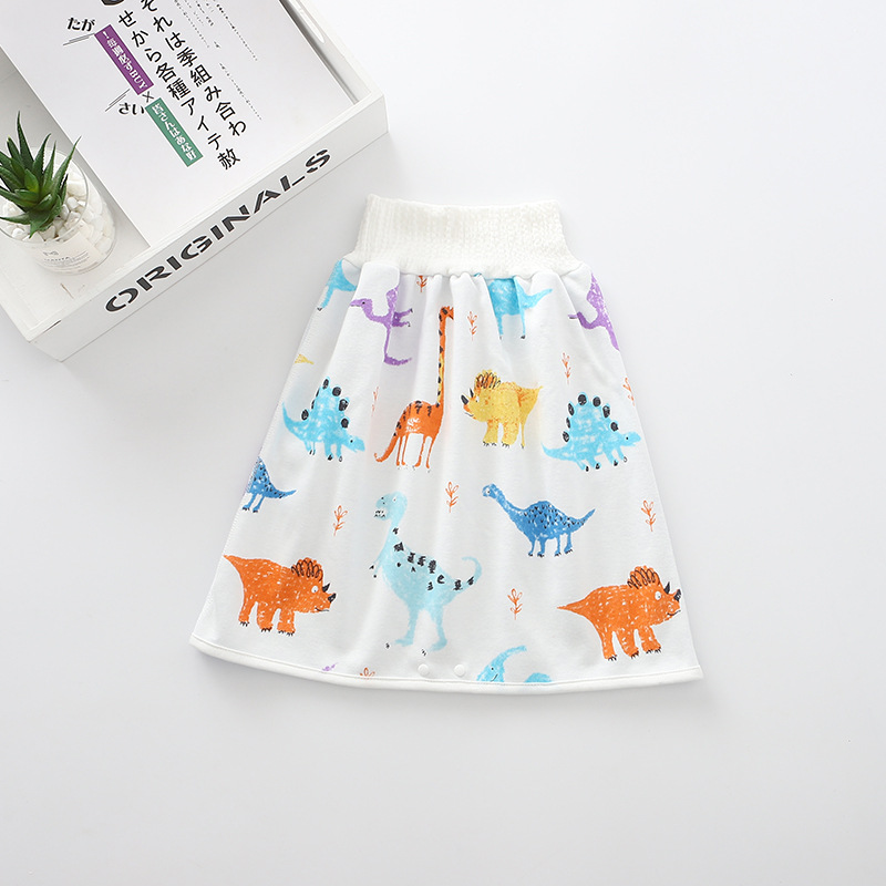 Baby Bedwetting Pants Children Anti-wetting Bed Quit Artifact Infant Children Diaper Leakproof Washable Cotton Waterproof Mattre