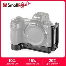 SmallRig DSLR Camera Z6 L Plate Quick Release L Bracket for Nikon Z6 and for Nikon Z7 Camera With Arca Stlye Plate  2258