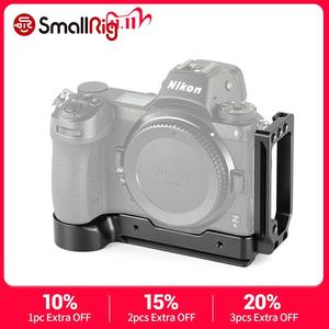 Image 1 - SmallRig DSLR камера Z6 L Пластина быстрого крепления L образный кронштейн для Nikon Z6 и для камеры Nikon Z7 с пластиной Arca Stlye 2258