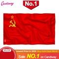 Красный флаг CCCP