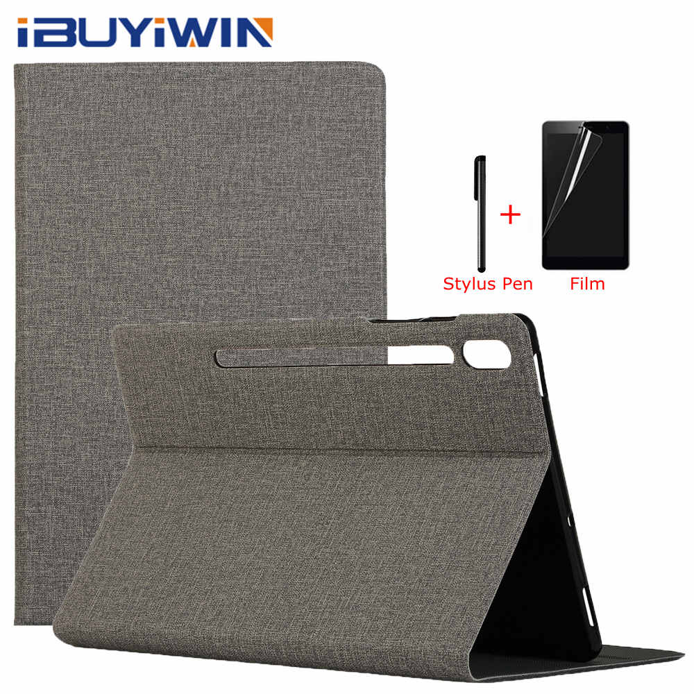 IBuyiWin Magnetic Soft Silicone Case For Sansung Galaxy Tab S6 10.5 SM-T860 SM-T865 10.5