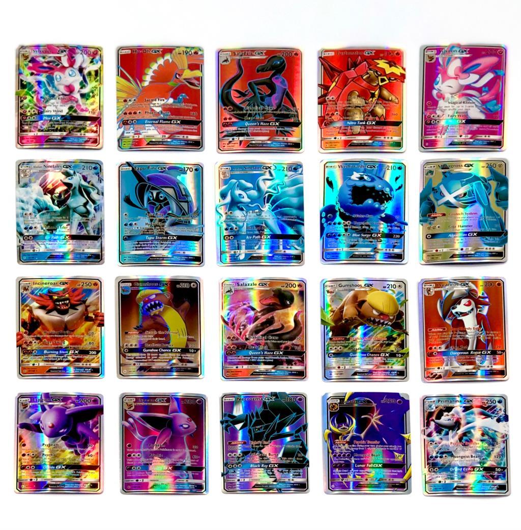 Новинка 2020 карточка покемона Vmax карточка GX тег команда EX Мега блестящая карточная игра Боевая карточка торговая детская игрушка карточки Т...