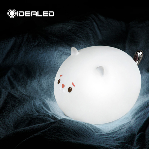 lampada led luz de mesa bateria sonho