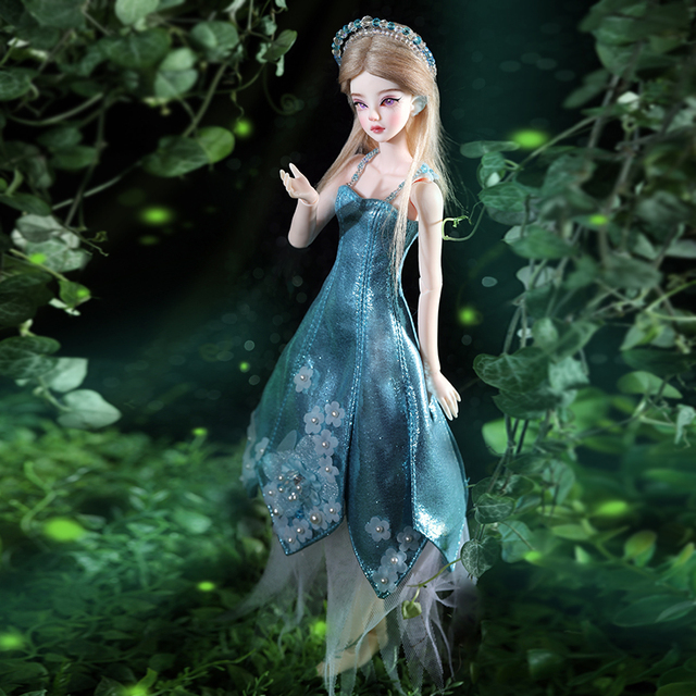 Shuga Fairy Tate 1/6 BJD Doll Resin Toys for Kids Surprise Gift for Girls Birthday Doll  Accessories YOSD Tiny Cute Toy 3