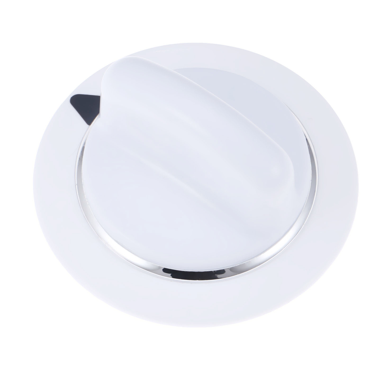 WE1M652 Timer Knob WE01X20378 Control Knob For General Electric Dryer (White)