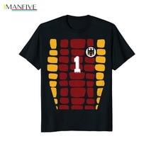 New Brand Clothing O Neck Short Sleeves Boy Cotton Men Retro Germany Soccerer Jersey Deutschland Goalkeeper 1994 Mens Tee Shirts