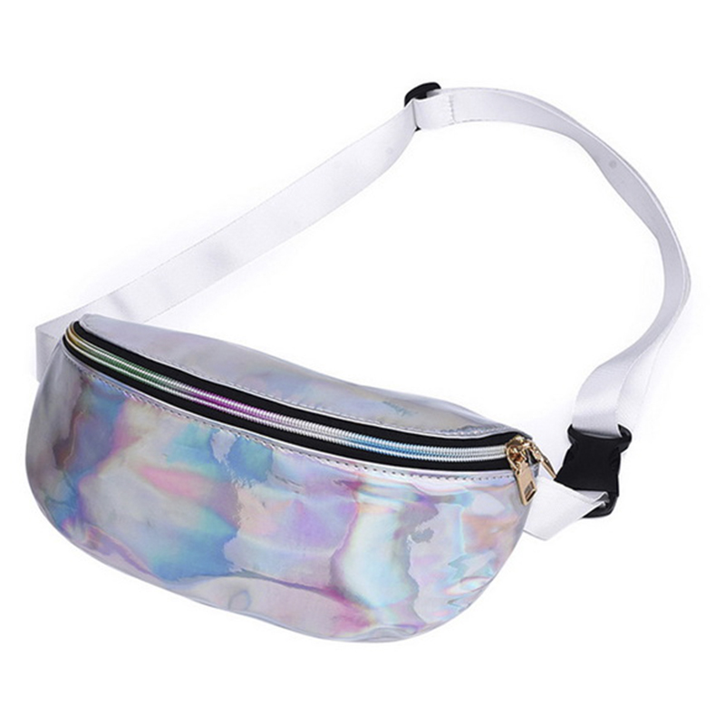 Waist Bag Fanny Pack For Women Belt Pack Messenger Bags Avant-Garde Bag Women Money Bags