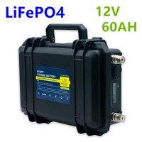 12V 60ah lifepo4 battery pack lifepo4 12V 60AH lithium ion battery pack built in BMS for inverter,Golf cart,MPPT Solar