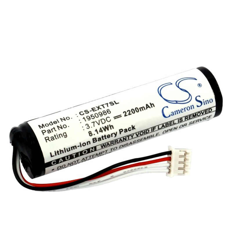 CameronSino for FLIR i3 i5 i7 IRC40 for EXTECH Flir i7 i5 Infrared Camera for REED R2050 R2050 Thermal Imaging Camera battery