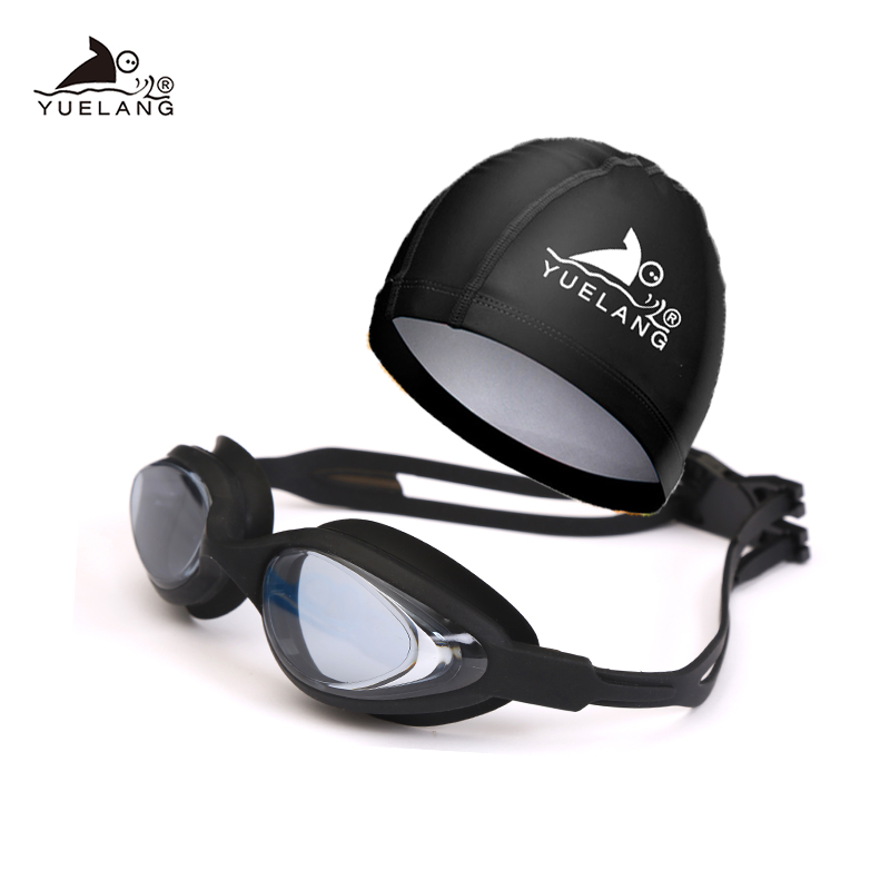 Swimming Goggles Pool set swimming Glasses Professional Adjustable UV Silicone Waterproof arena Eyewear Adult Sport Diving(China)