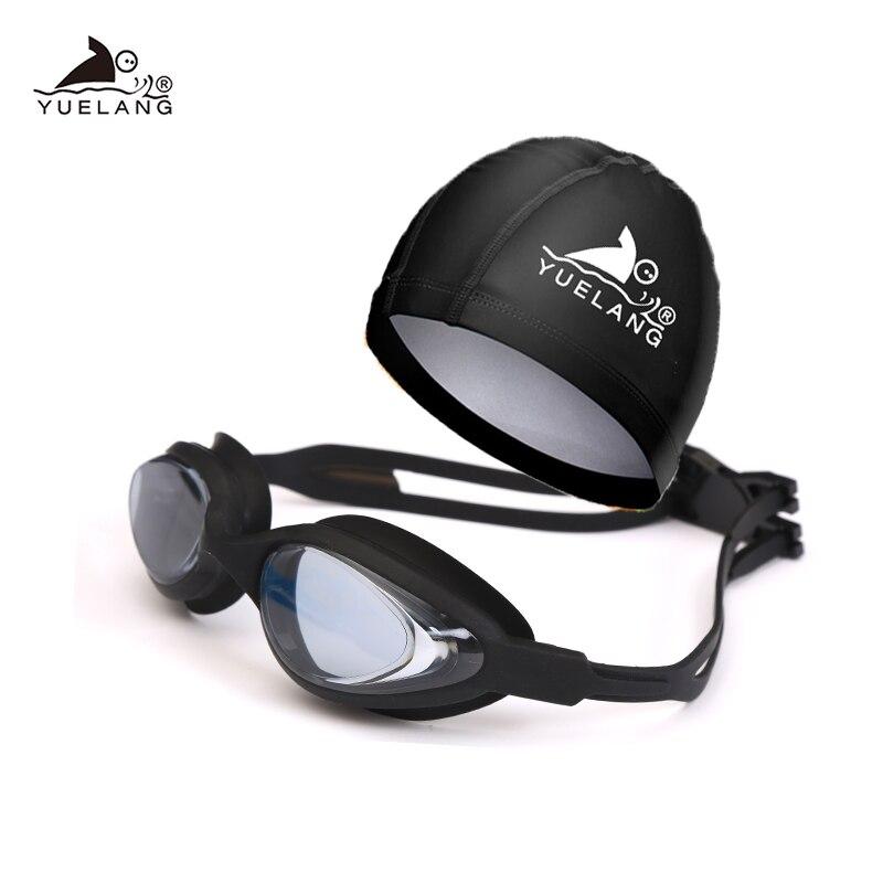Óculos de Natação Silicone à Prova Conjunto Piscina Profissional Ajustável Dwaterproof Água Arena Adulto Esporte Mergulho uv