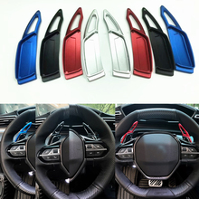 For Peugeot 3008 5008 GT 2017-2019 Steering Wheel DSG Paddle Shift Extensions
