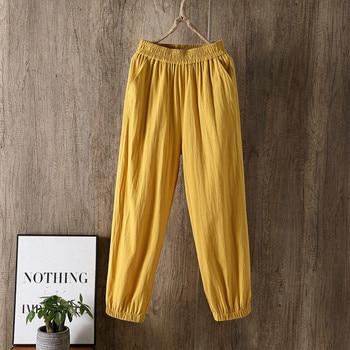 Pockets yellow