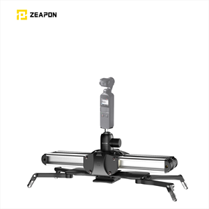 Image 5 - Zeapon Micro 2 Camera Rail Slider Aluminum Alloy Lightweight Portable Versatile Mounting Options for DSLR and Mirrorless Camera