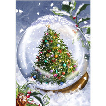 5D DIY Diamond Embroidery Snowman Painting Cross Stitch Full Christmas Gift Valentines Day